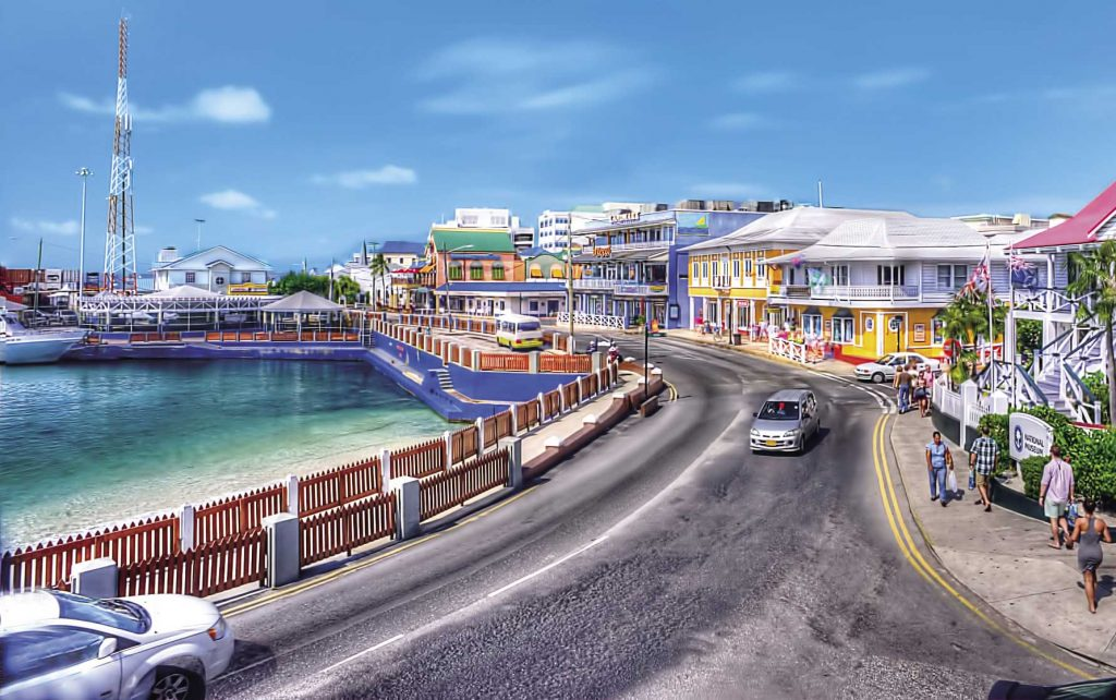 Downtown George Town, Cayman Islands