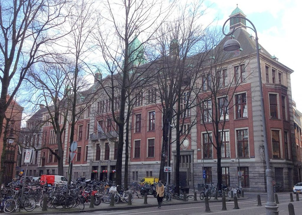 Euronext Amsterdam is a stock exchange based in Amsterdam