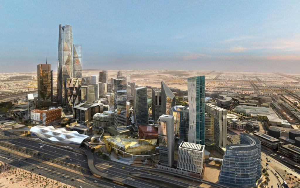 King Abdullah Financial Center