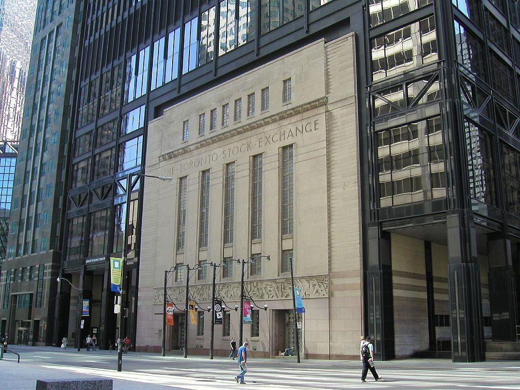 Canada S&P/TSX Toronto Stock Market